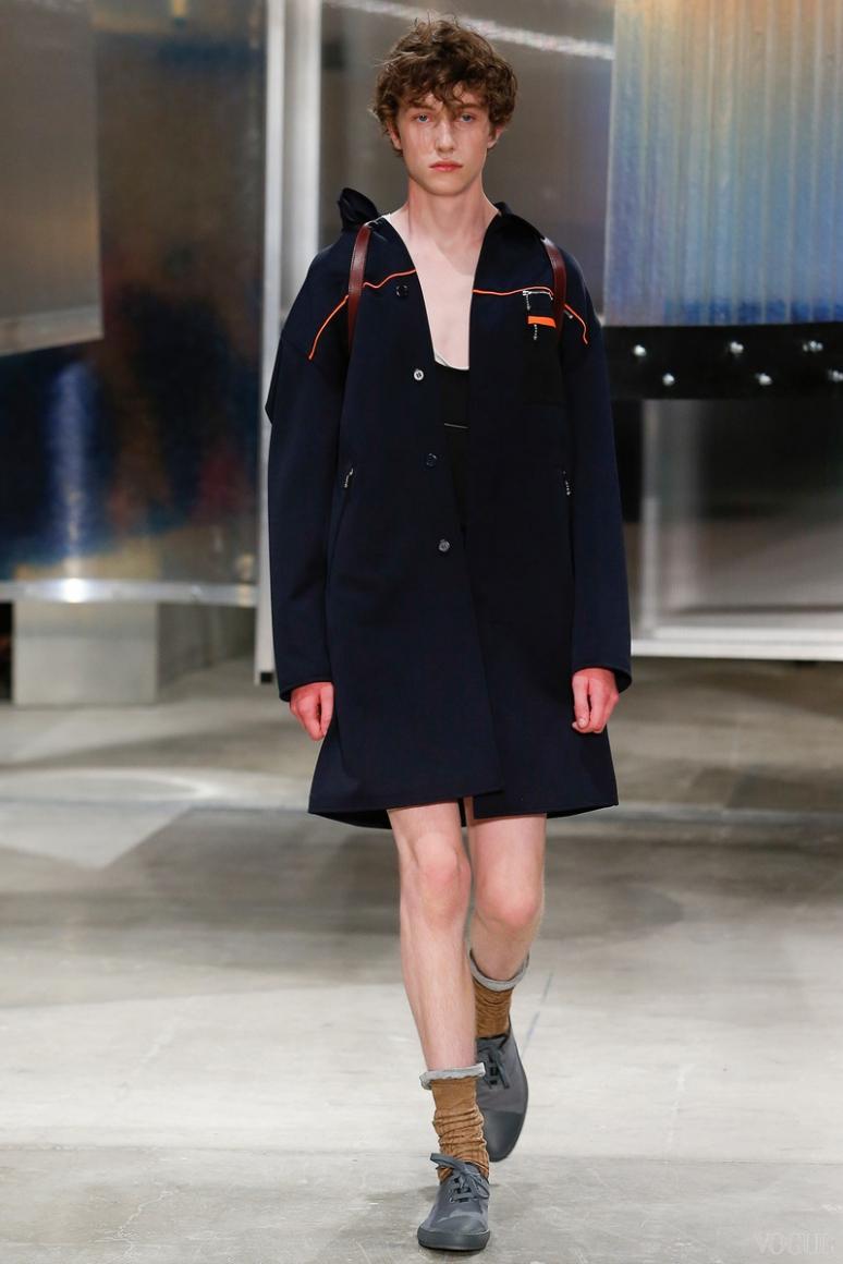 Prada Menswear весна-лето 2016 #31