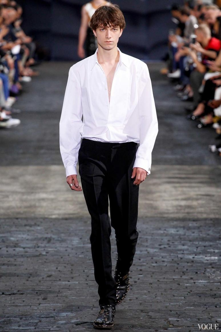 Maison Martin Margiela Menswear весна-лето 2016 #5