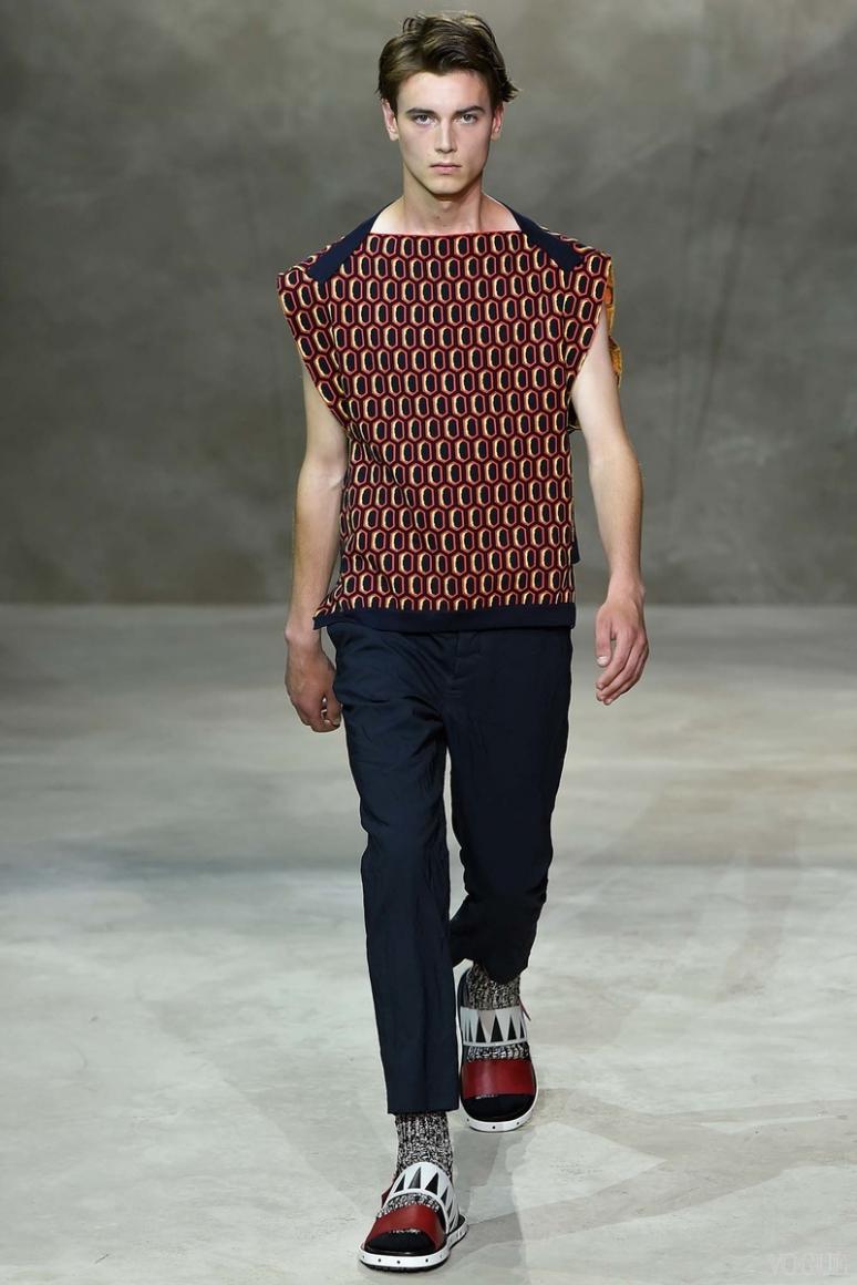 Marni Menswear весна-лето 2016 #16