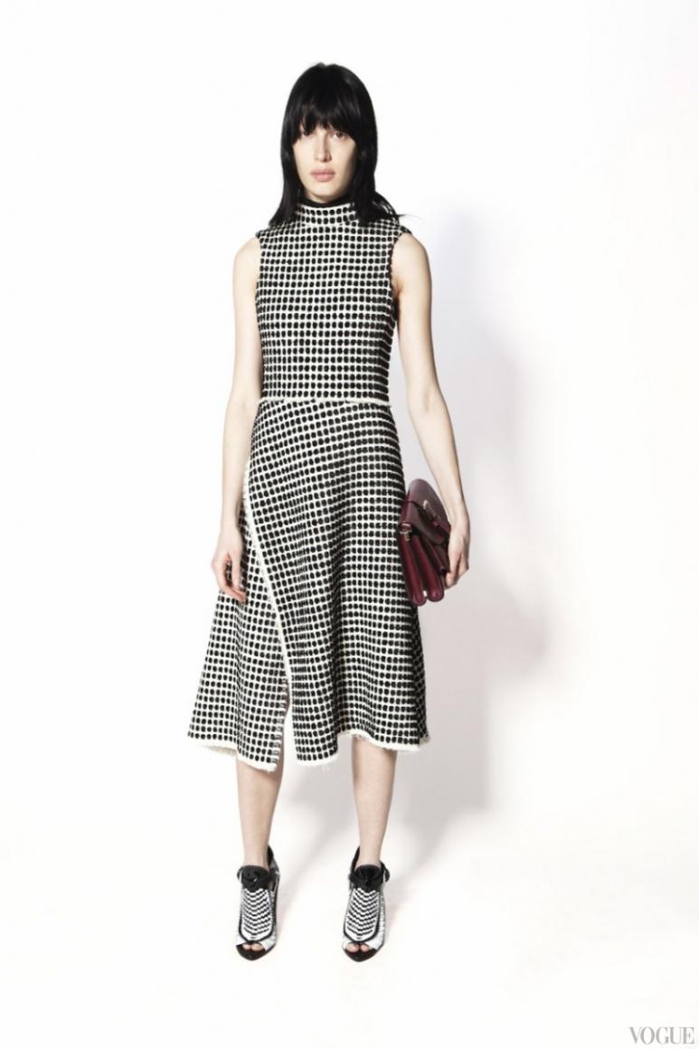 Proenza Schouler Couture весна-лето 2013 #10