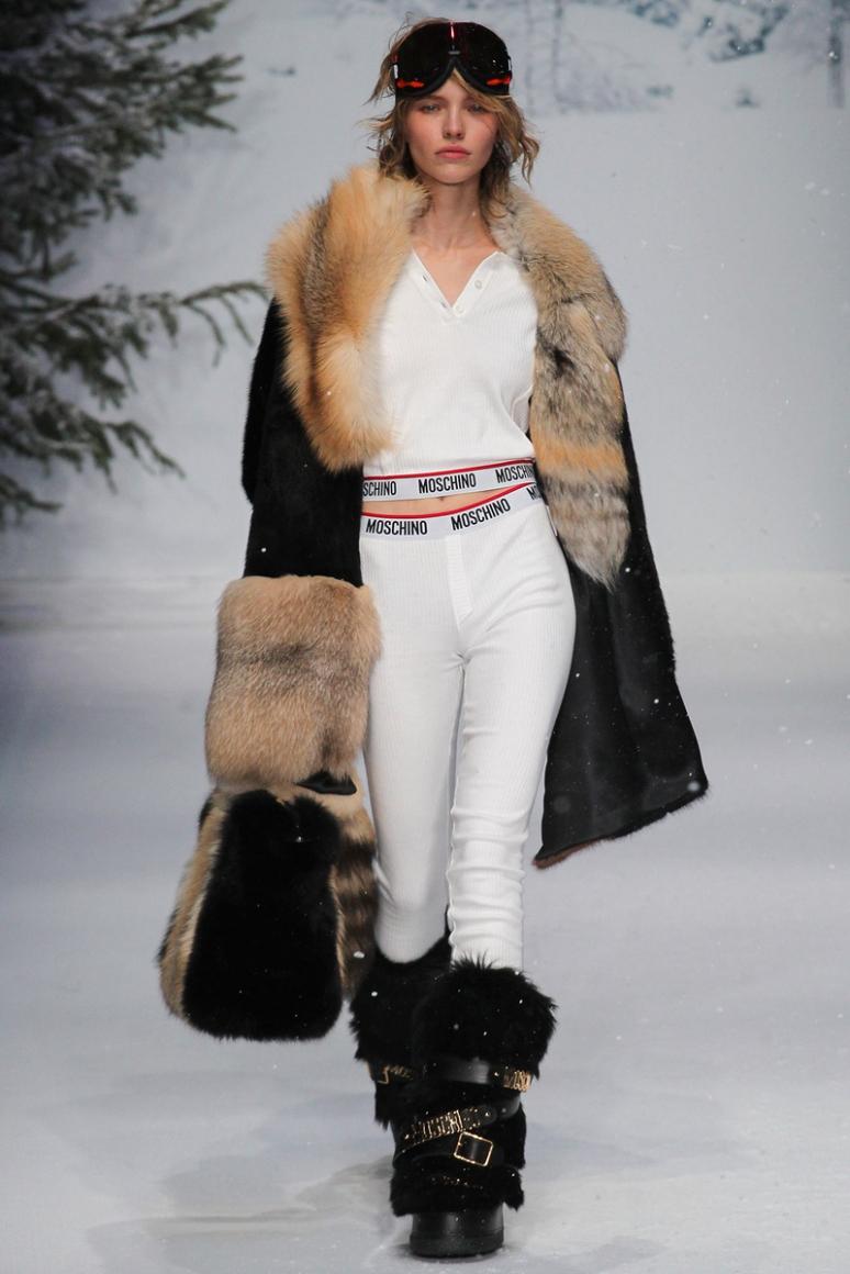 Moschino Menswear осень-зима 2015/2016 #33