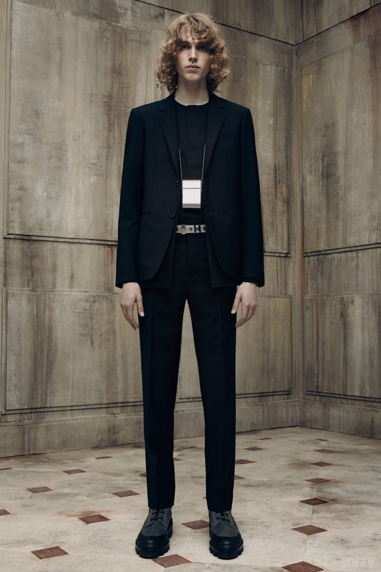 Balenciaga Menswear весна-лето 2016 #3
