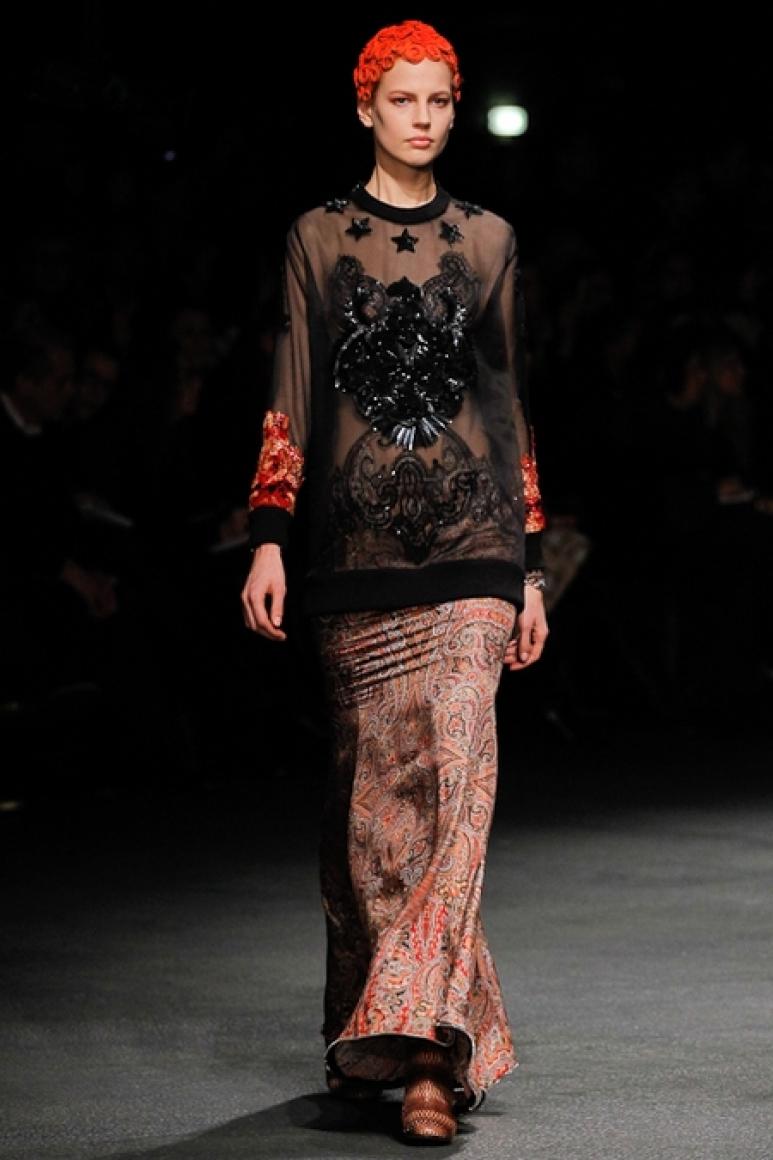 Givenchy осень-зима 2013/2014 #15