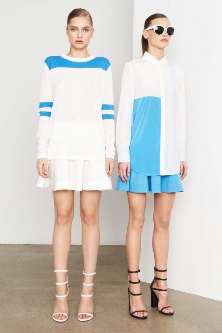 DKNY Couture весна-лето 2013 #6