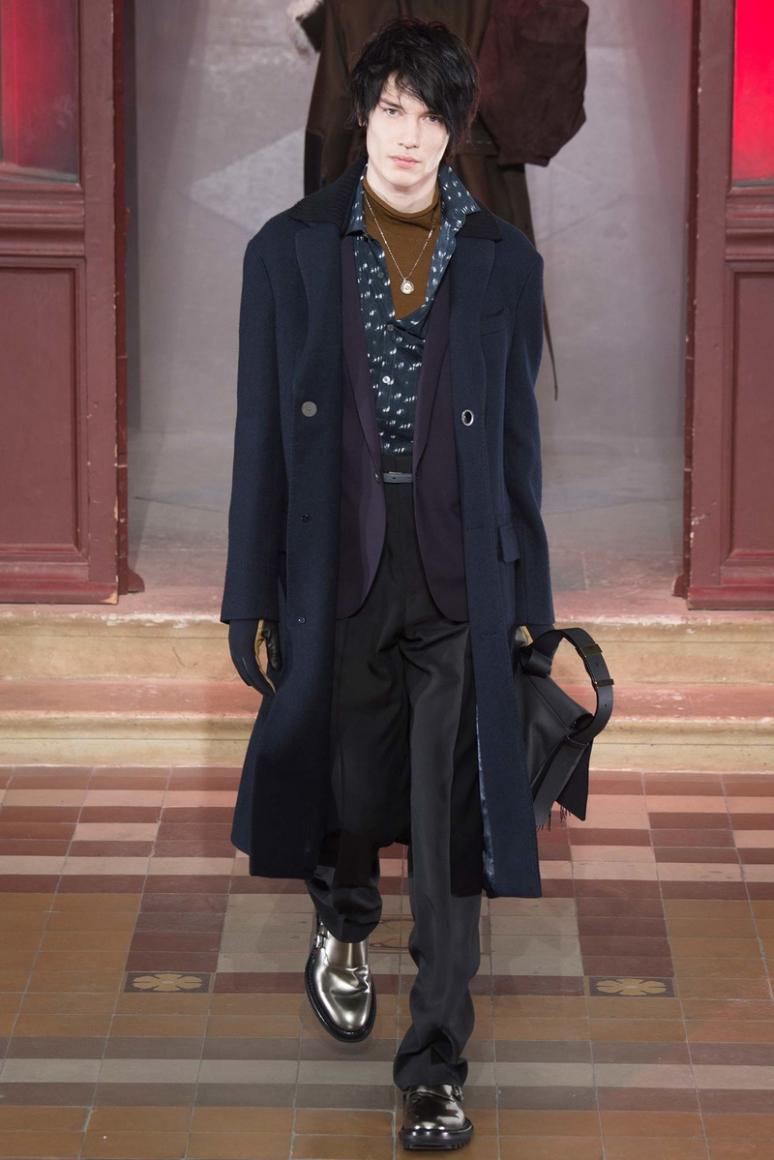 Lanvin Menswear осень-зима 2015/2016 #22