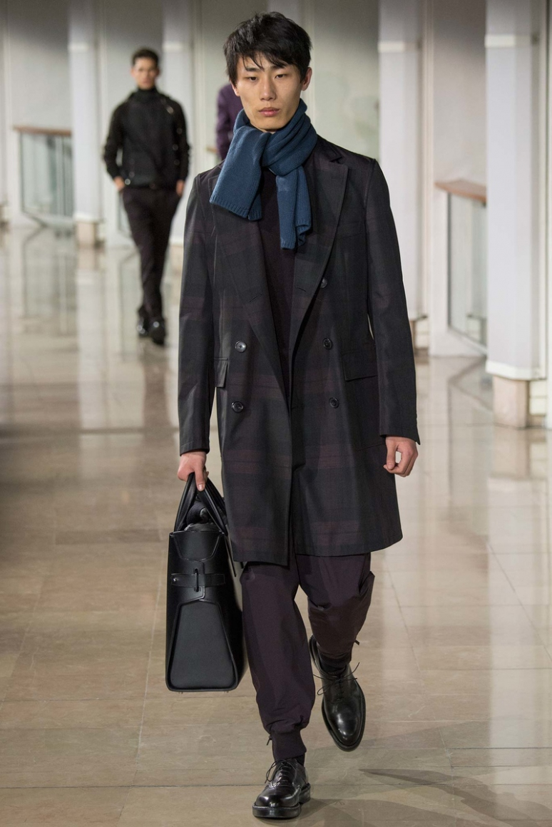 Hermes Menswear осень-зима 2015/2016 #16