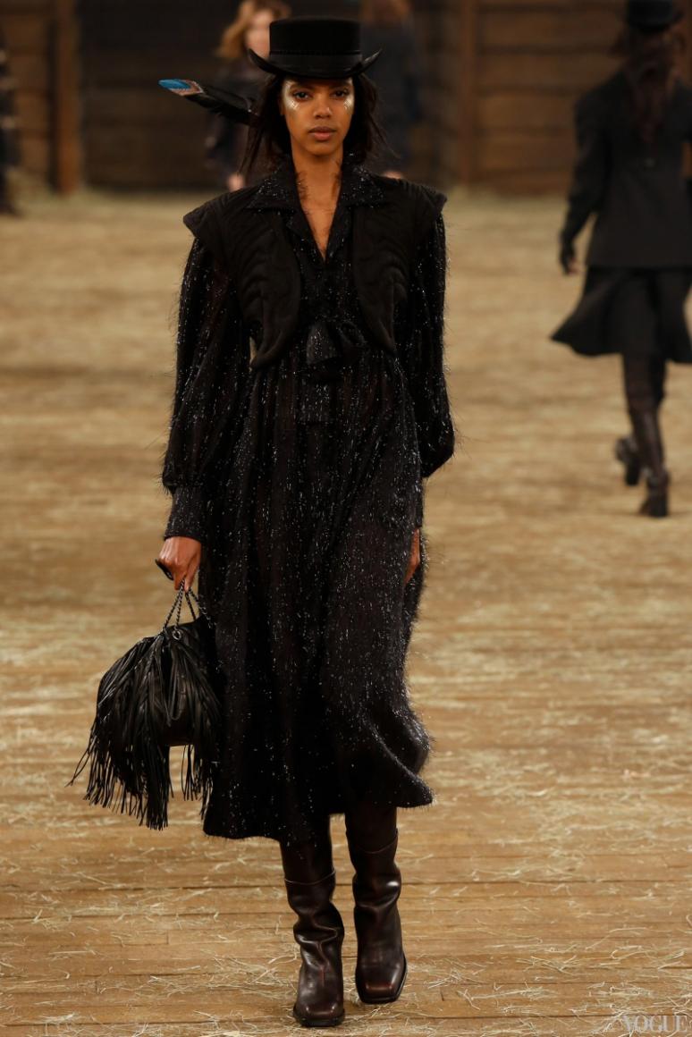 Chanel Couture весна-лето 2013 #79