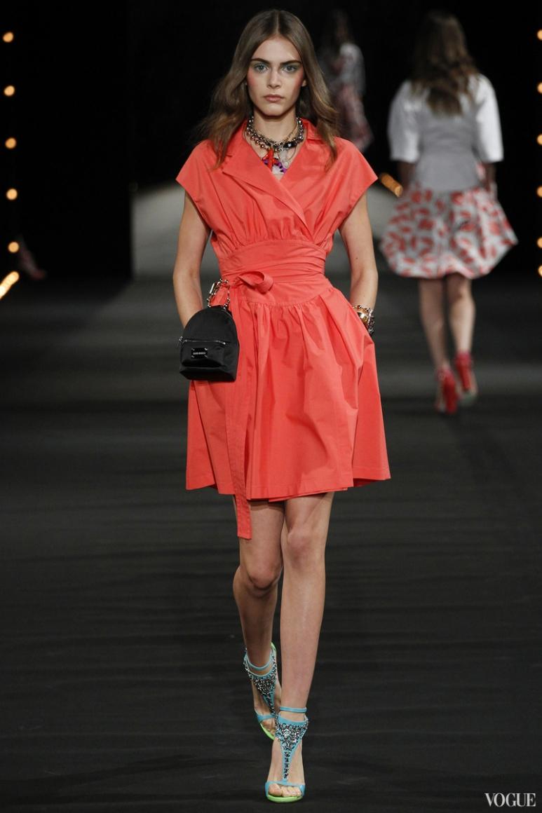 Alexis Mabille весна-лето 2016 #12