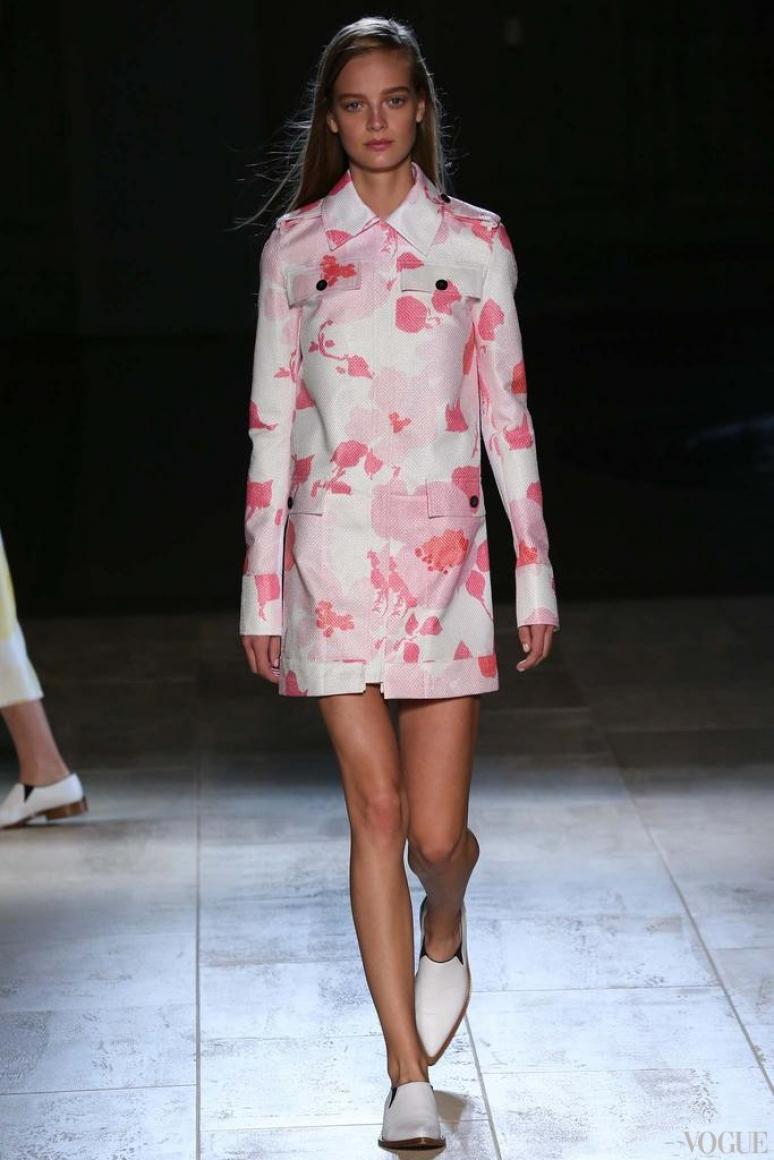 Victoria Beckham весна-лето 2015 #2