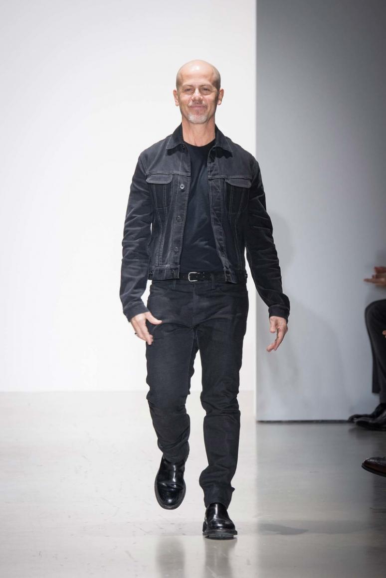 Calvin Klein Menswear осень-зима 2015/2016 #1