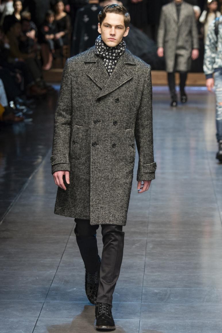 Dolce & Gabbana Menswear осень-зима 2015/2016 #39