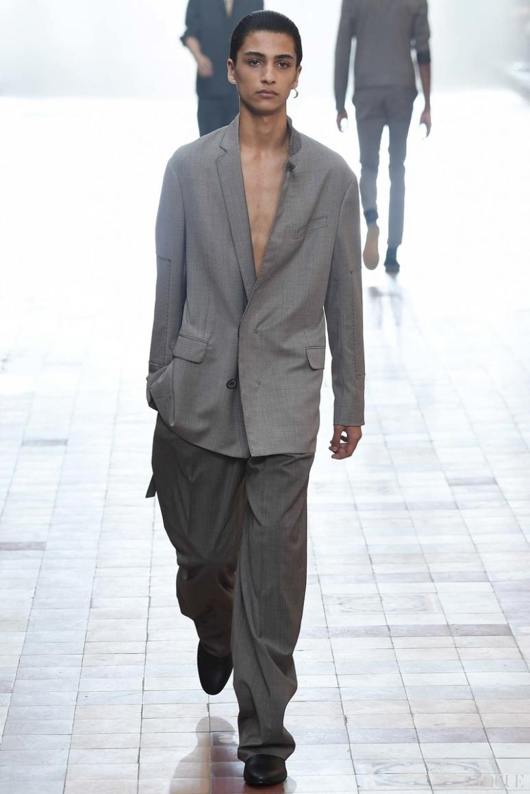 Lanvin Menswear весна-лето 2016 #14