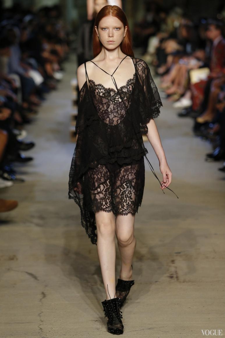 Givenchy весна-лето 2016 #8