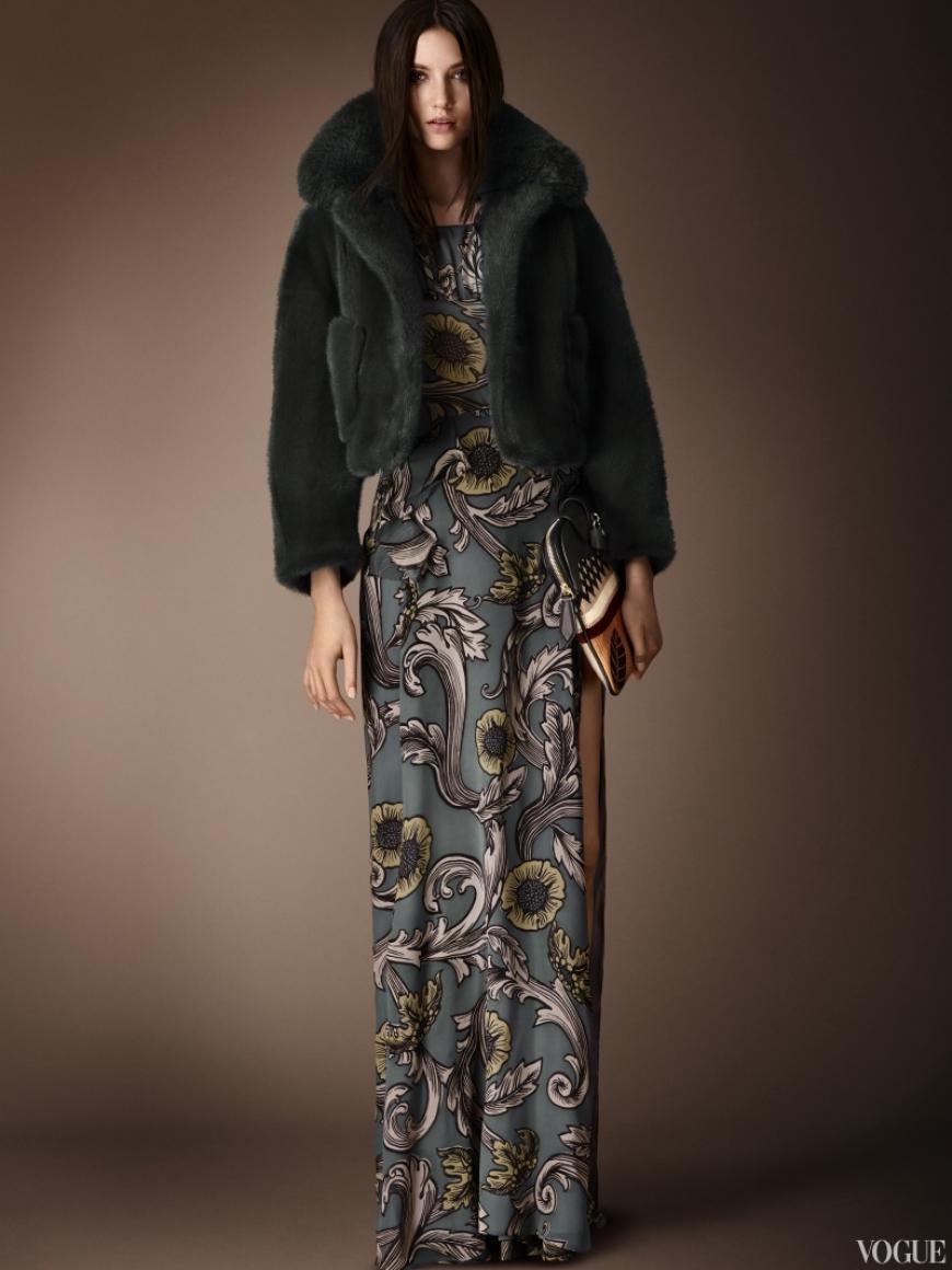 Burberry Prorsum Couture весна-лето 2013 #5