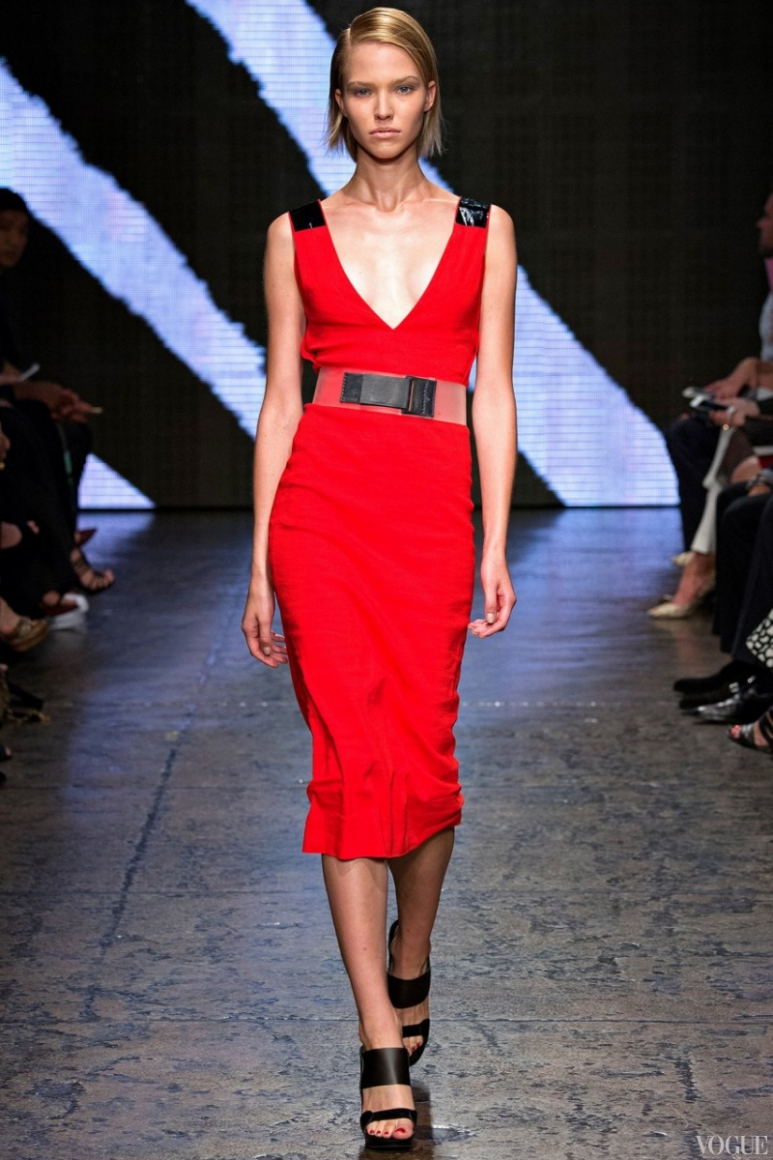 Donna Karan весна-лето 2015 #36