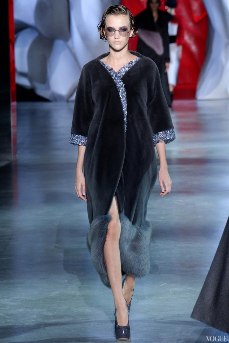 Ulyana Sergeenko Couture осень-зима 2014/2015 #22