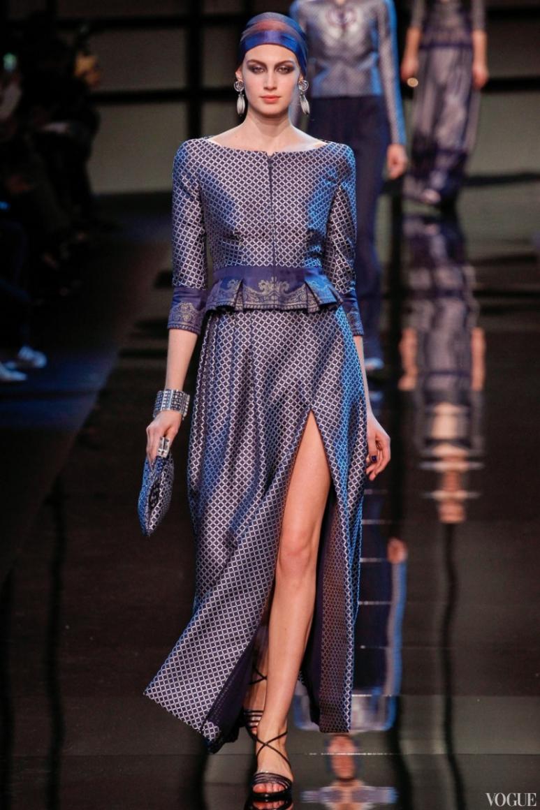 Armani Priv? Couture весна-лето 2014 #47