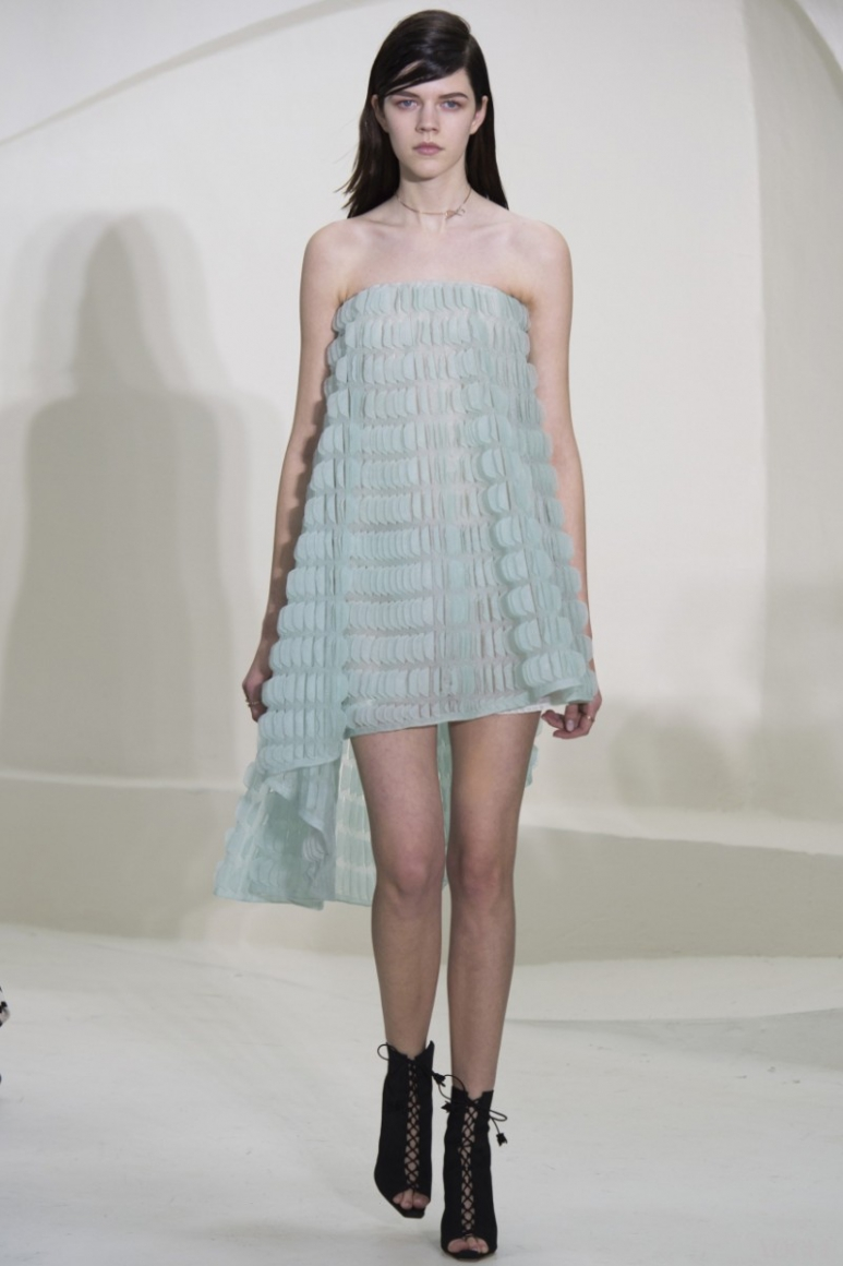 Christian Dior Couture весна-лето 2014 #27