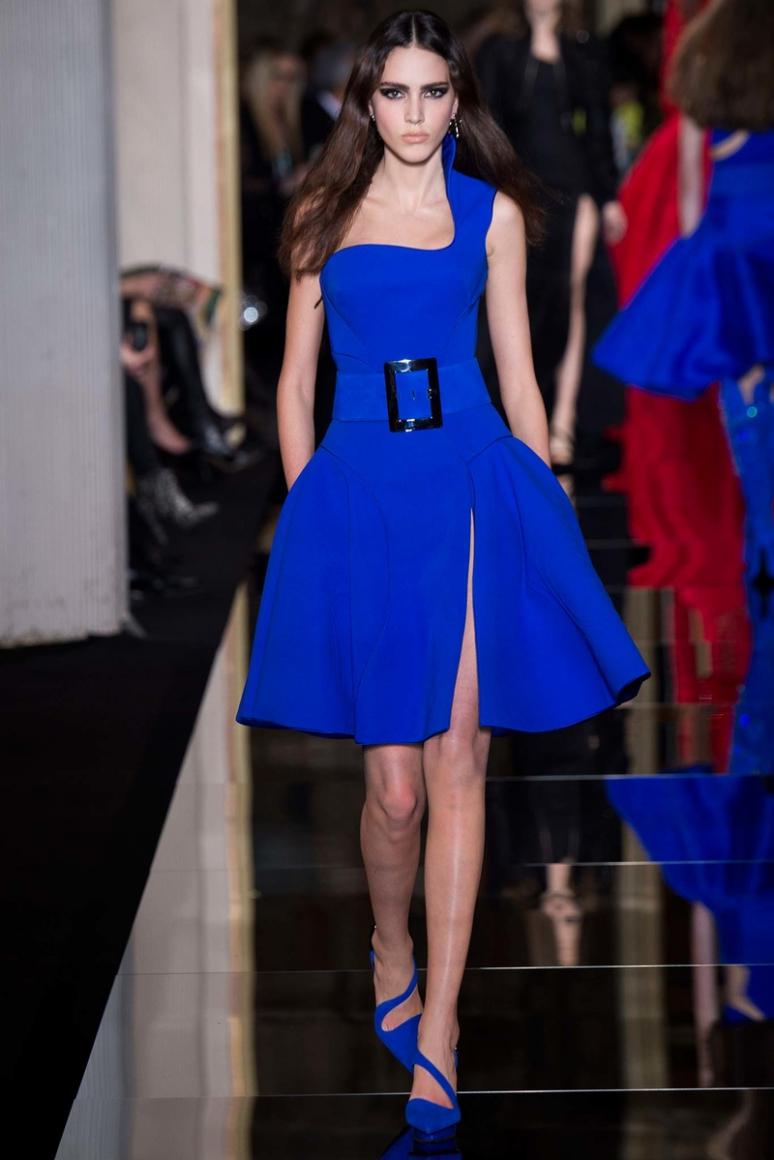 Atelier Versace Couture весна-лето 2015 #32