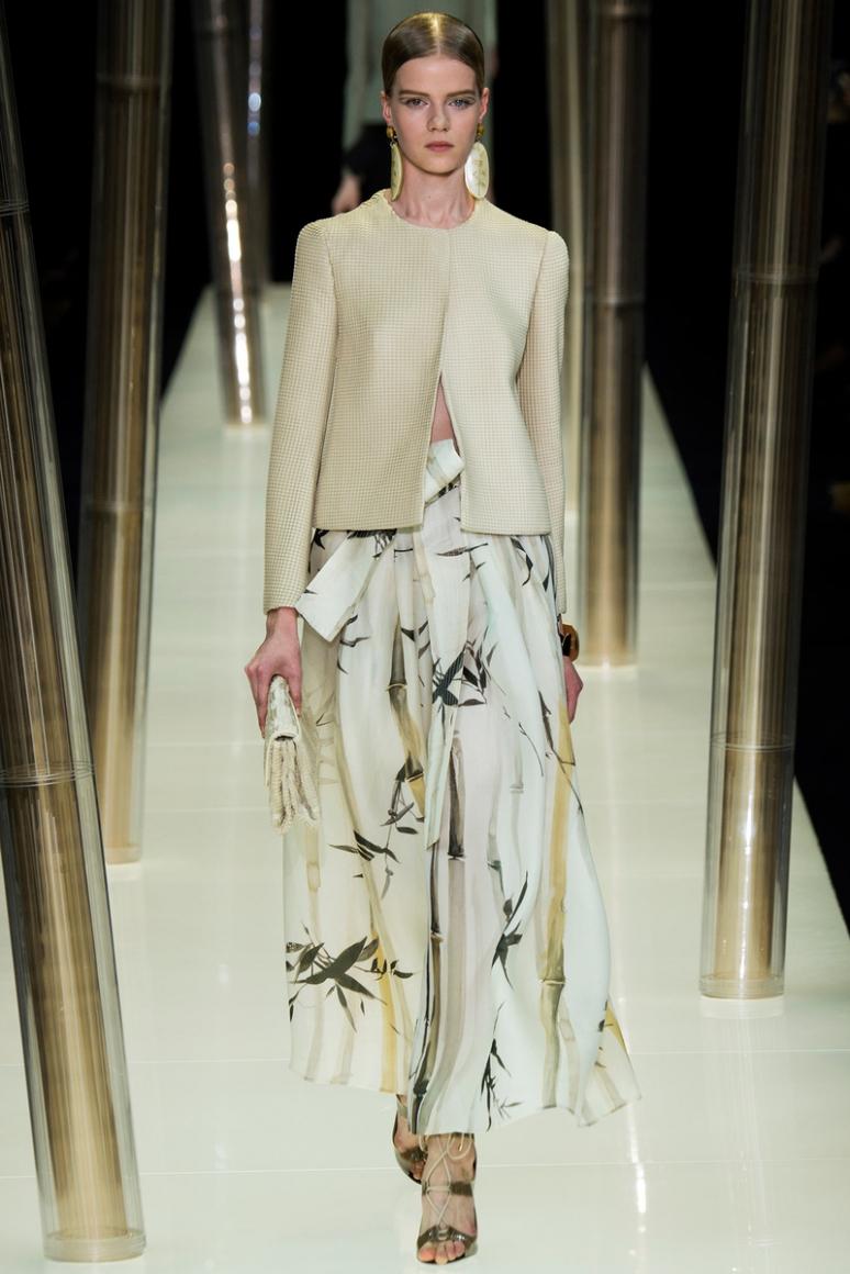 Armani Priv? Couture весна-лето 2015 #65