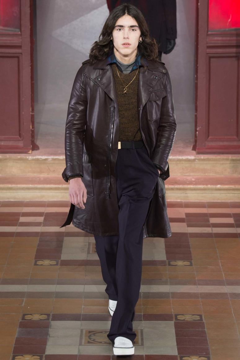 Lanvin Menswear осень-зима 2015/2016 #26
