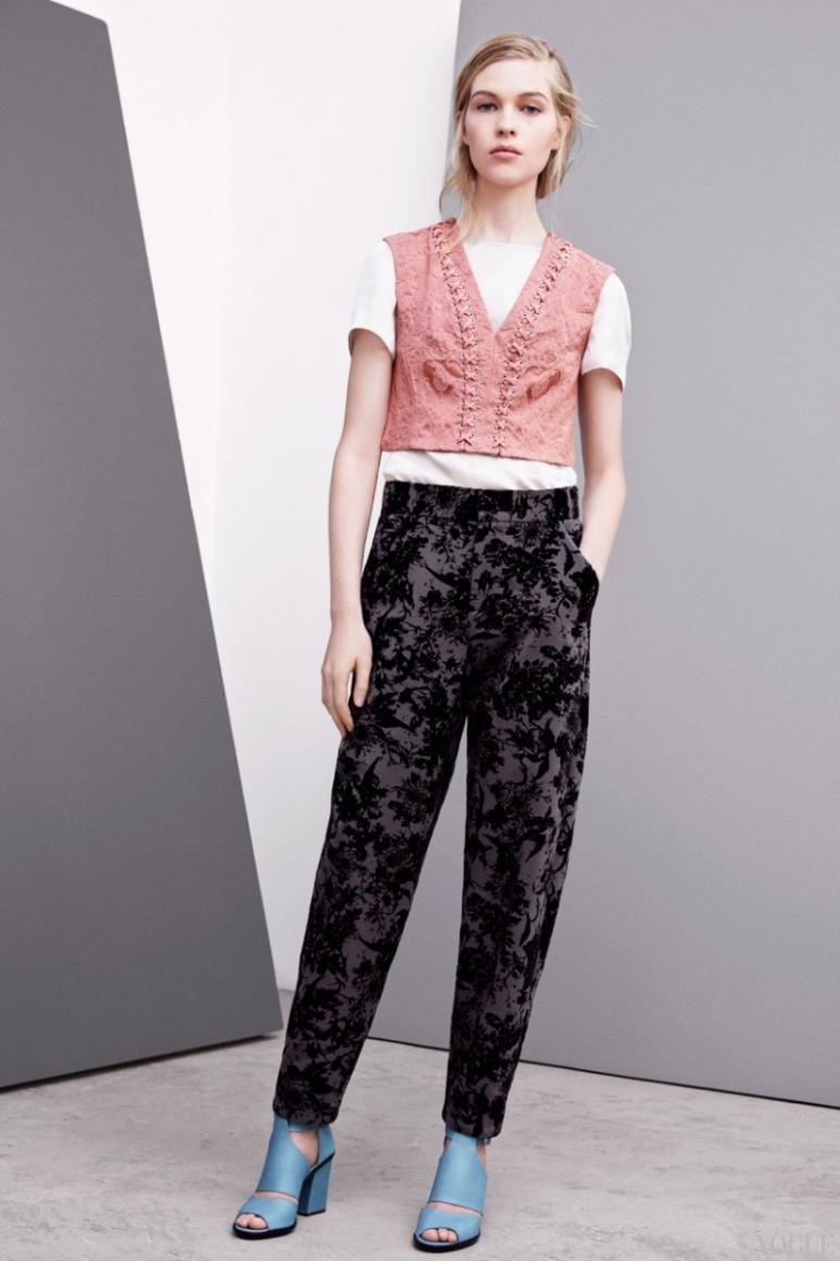 Rebecca Taylor Couture весна-лето 2013 #9