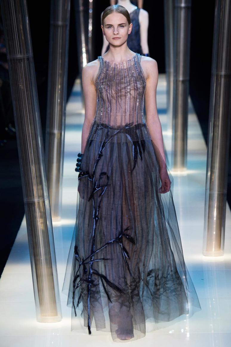 Armani Priv? Couture весна-лето 2015 #13