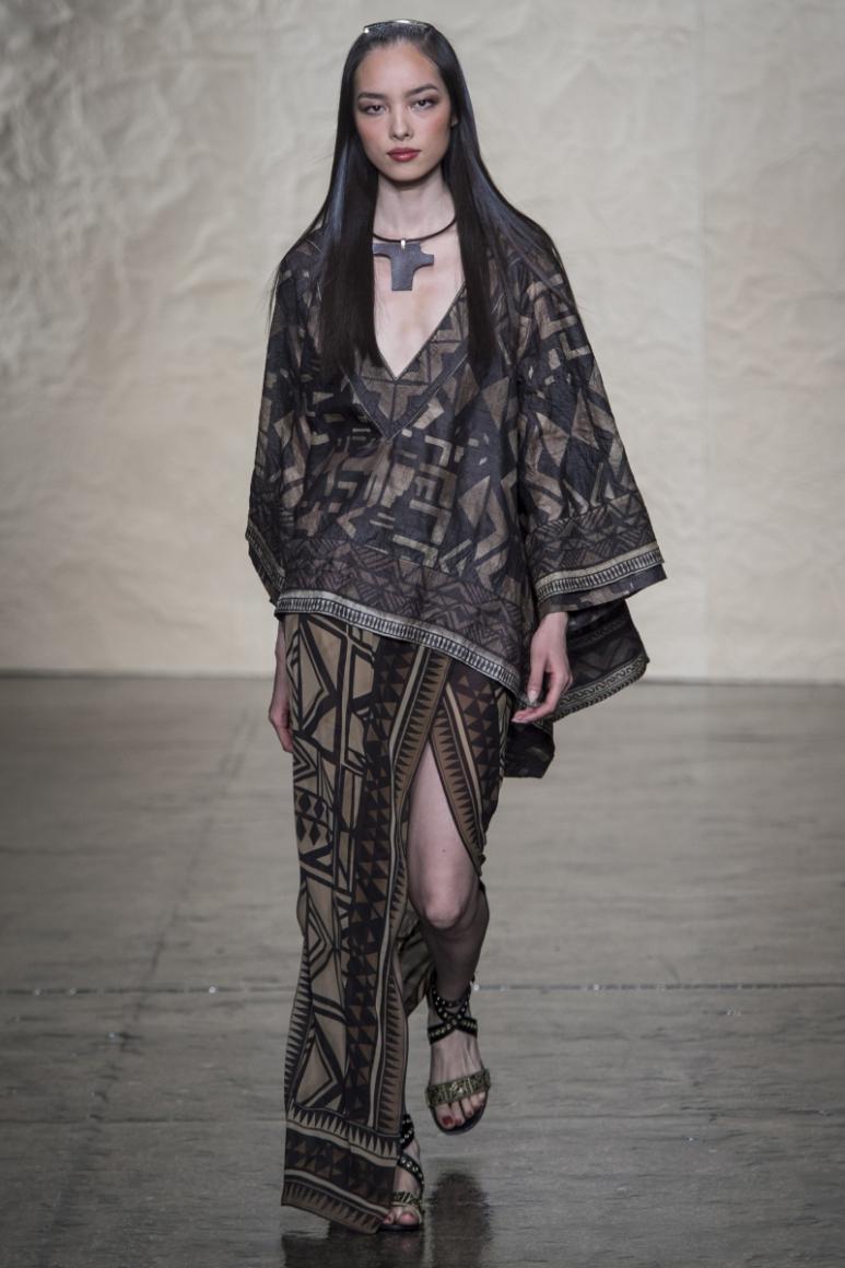 Donna Karan весна-лето 2014 #23