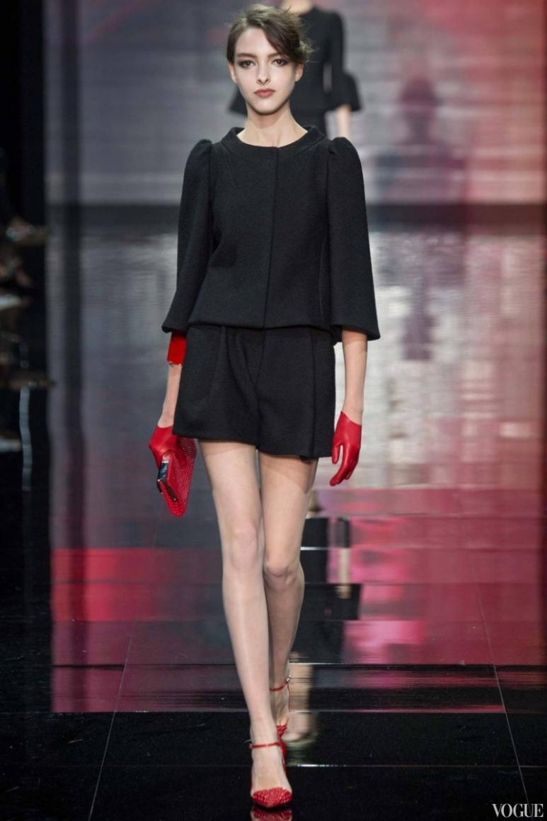 Armani Priv? Couture осень-зима 2014/2015 #53