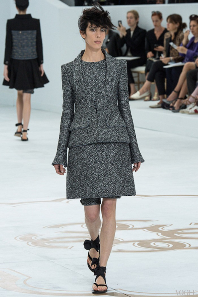 Chanel Couture осень-зима 2014/2015 #66