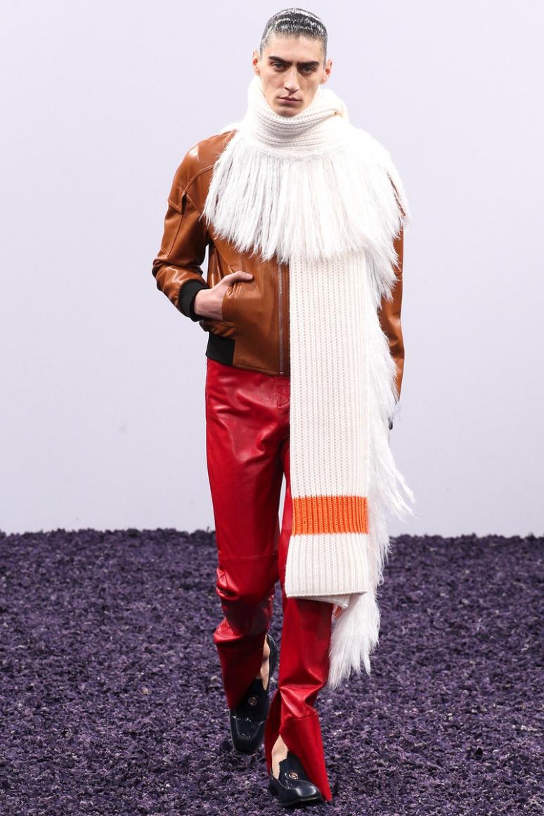J.W. Anderson Menswear осень-зима 2015/2016 #17