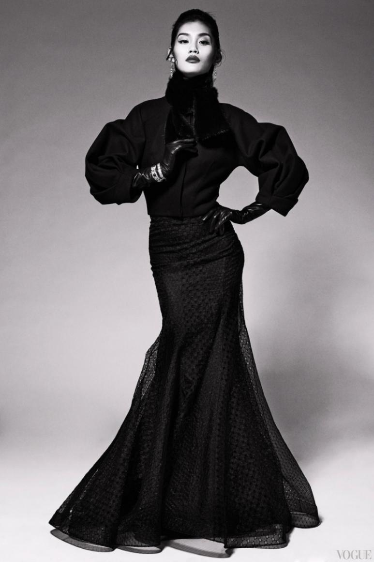 Zac Posen Couture весна-лето 2013 #13