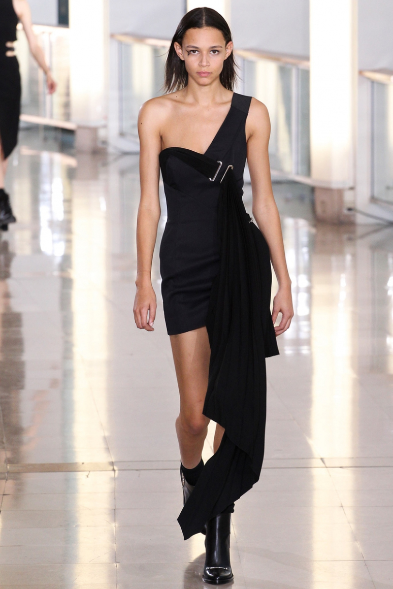 Anthony Vaccarello осень-зима 2015/2016 #29