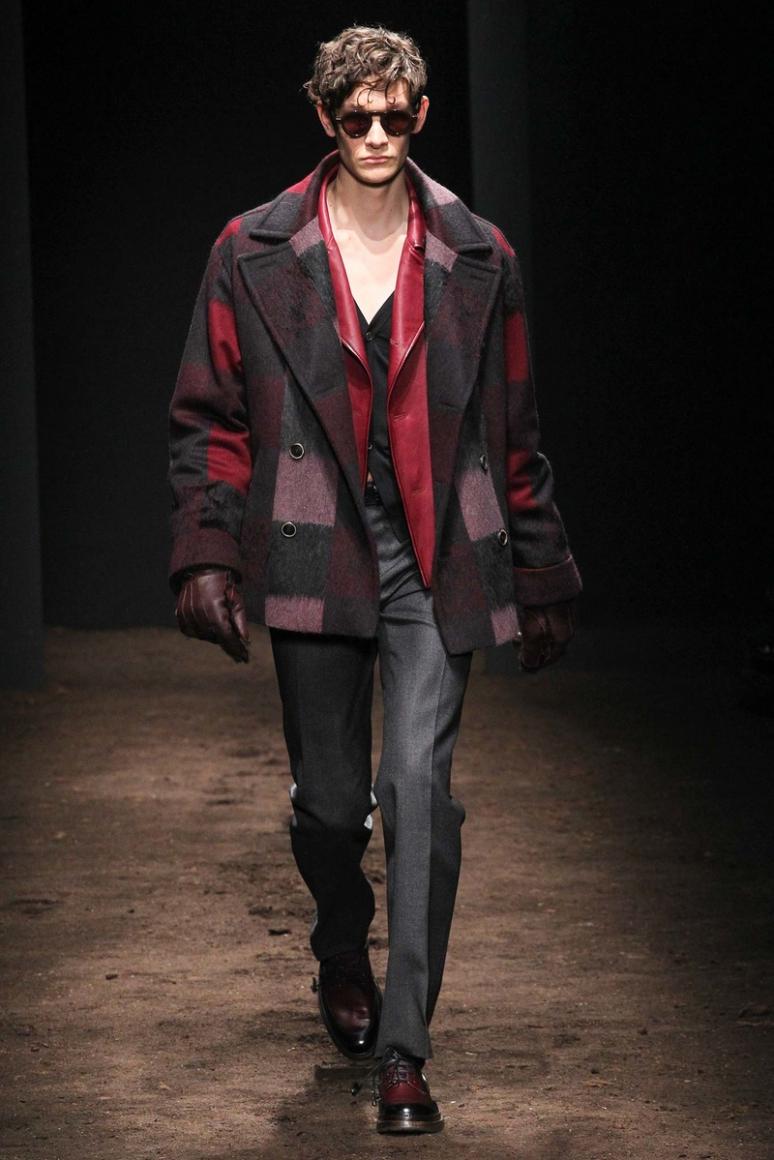 Salvatore Ferragamo Menswear осень-зима 2015/2016 #30