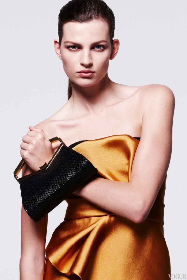 J. Mendel Couture весна-лето 2013 #14