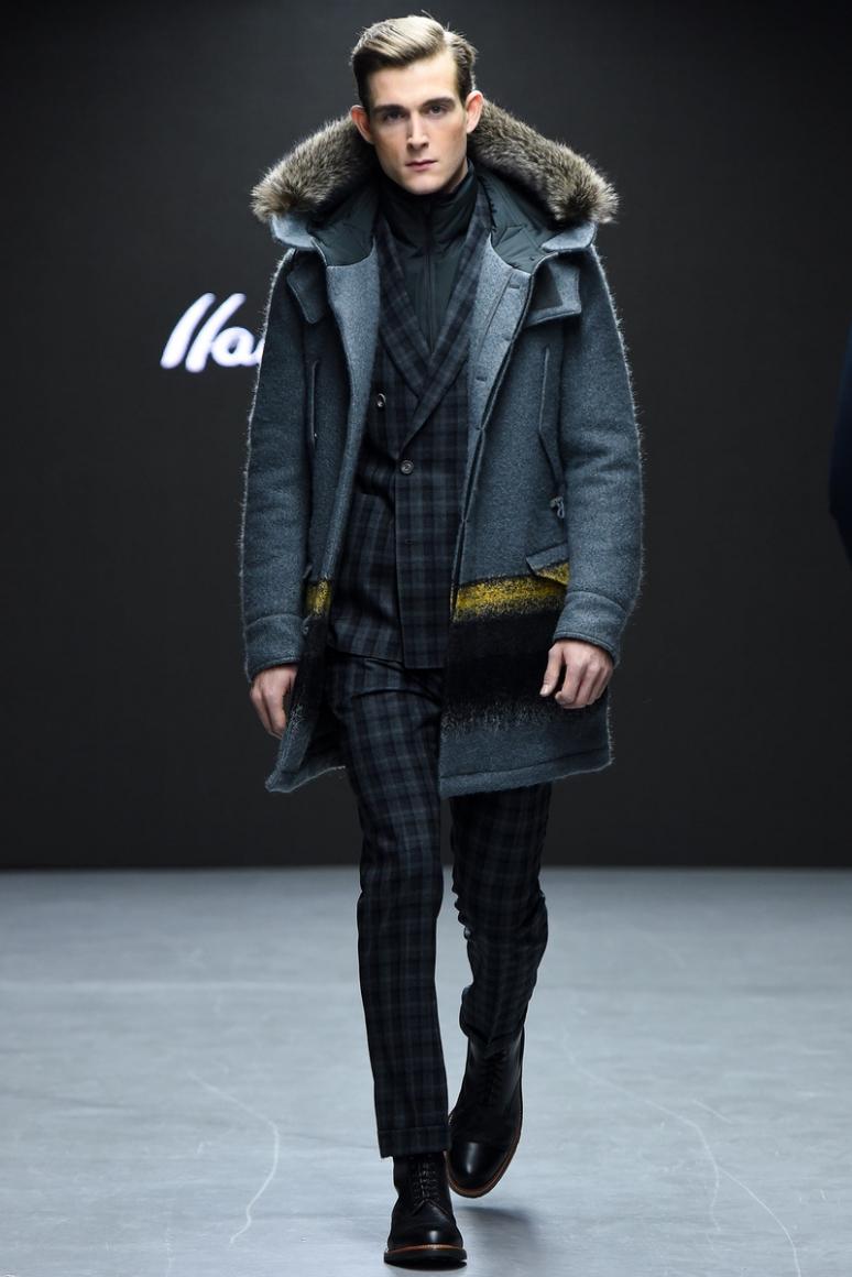 Hardy Amies Menswear осень-зима 2015/2016 #18