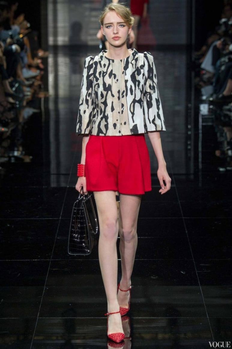 Armani Priv? Couture осень-зима 2014/2015 #48