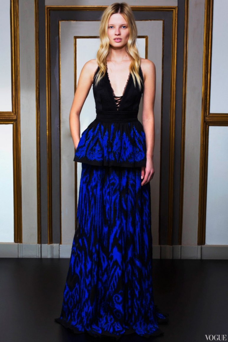 Emilio Pucci Couture весна-лето 2013 #1