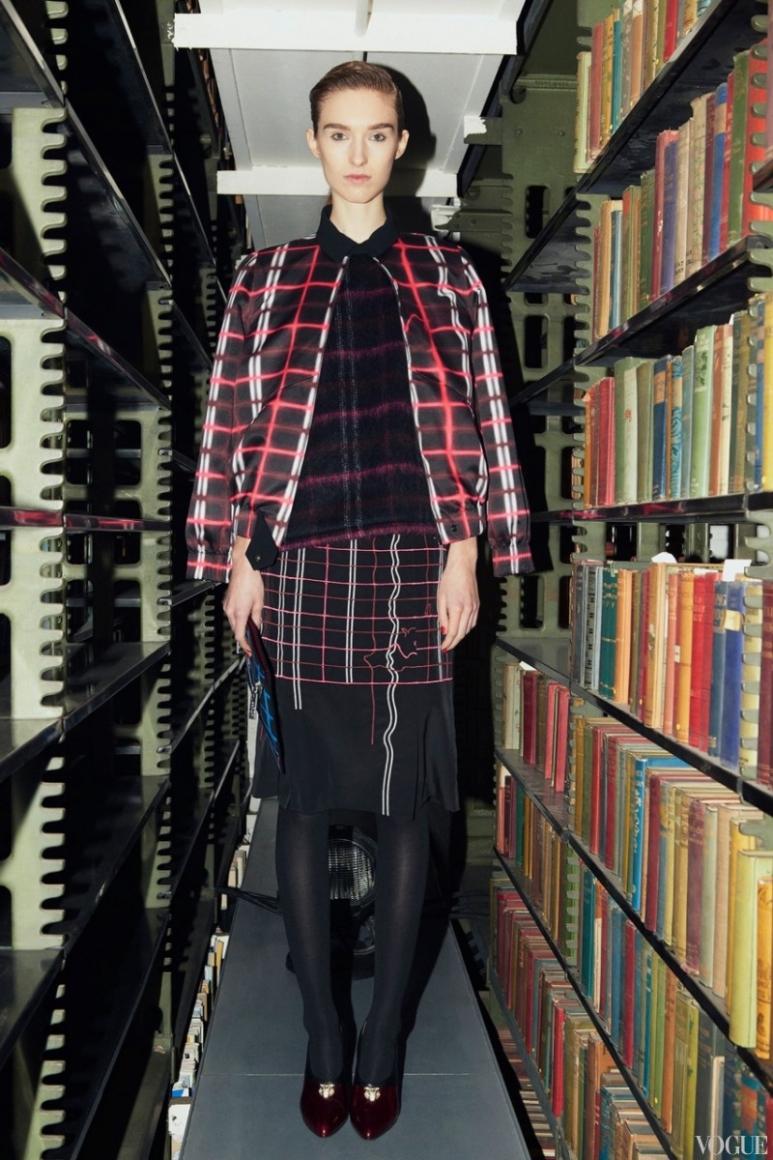 Kenzo Couture весна-лето 2013 #23