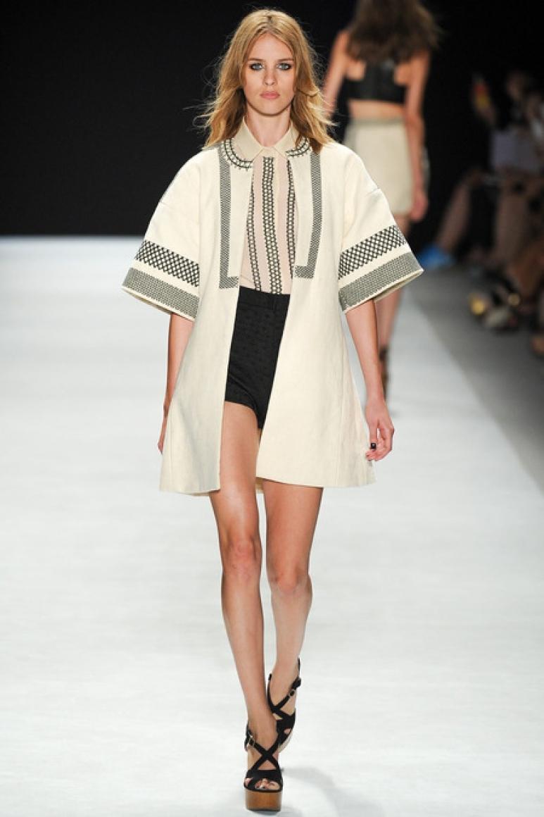 Jill Stuart весна-лето 2014 #24
