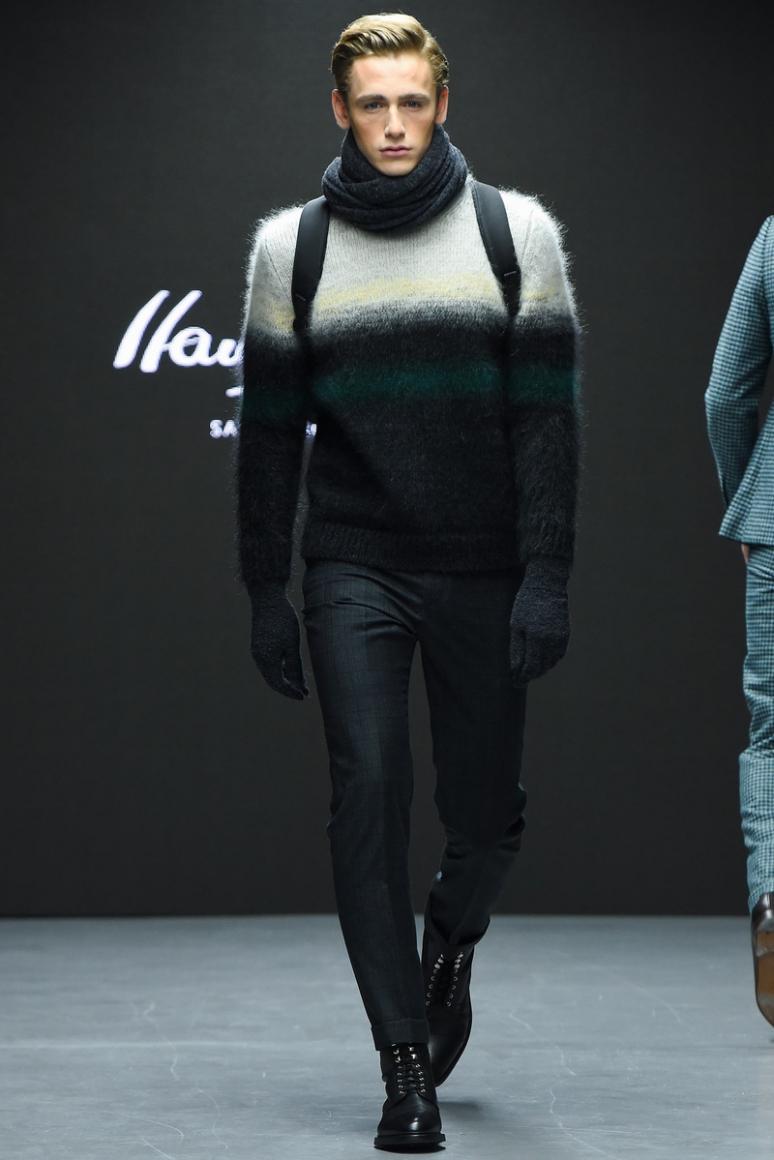 Hardy Amies Menswear осень-зима 2015/2016 #24