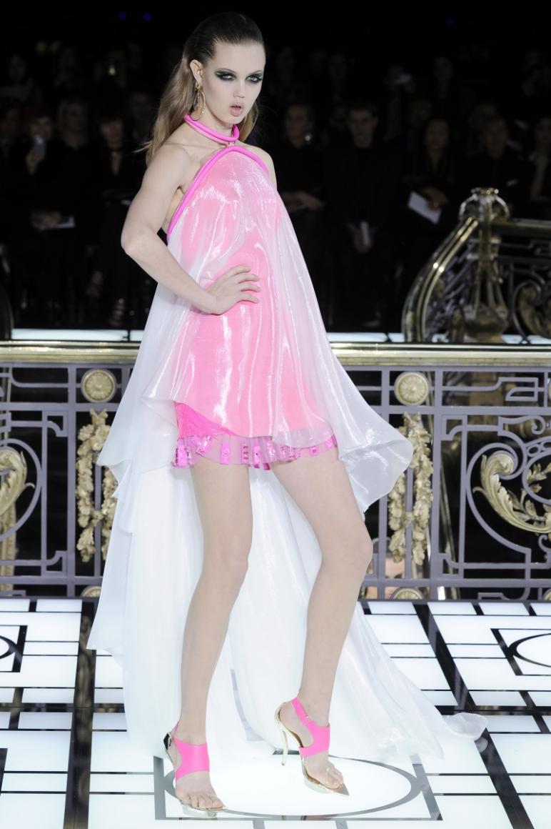Atelier Versace Couture весна-лето 2013 #25
