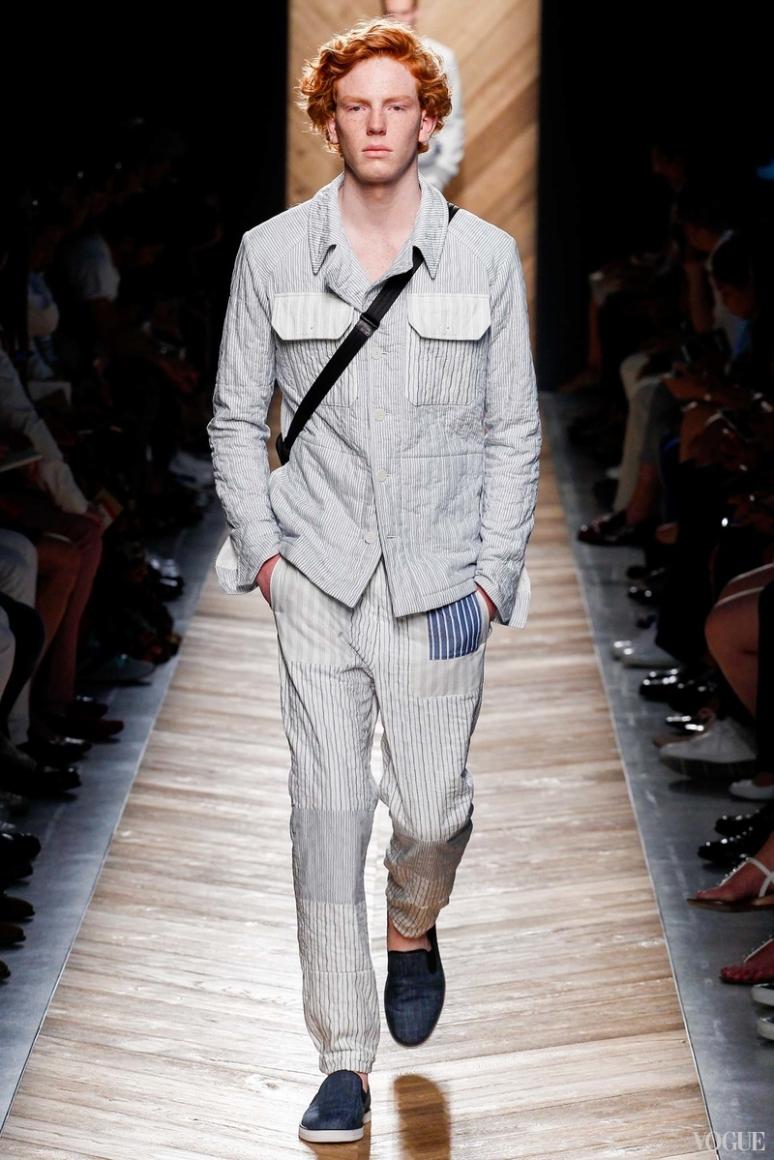Bottega Veneta Menswear весна-лето 2016 #7