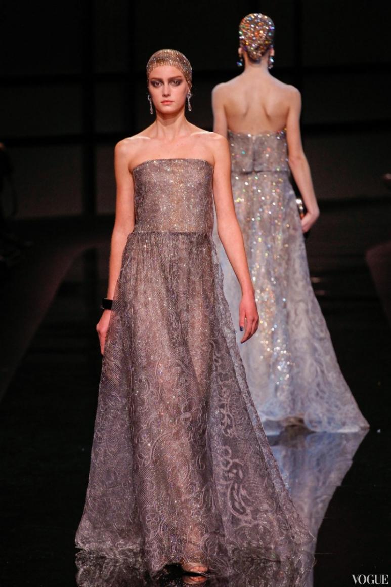 Armani Priv? Couture весна-лето 2014 #2