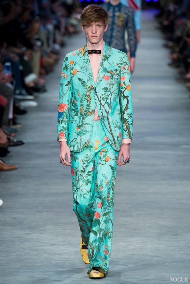 Gucci Menswear весна-лето 2016 #38
