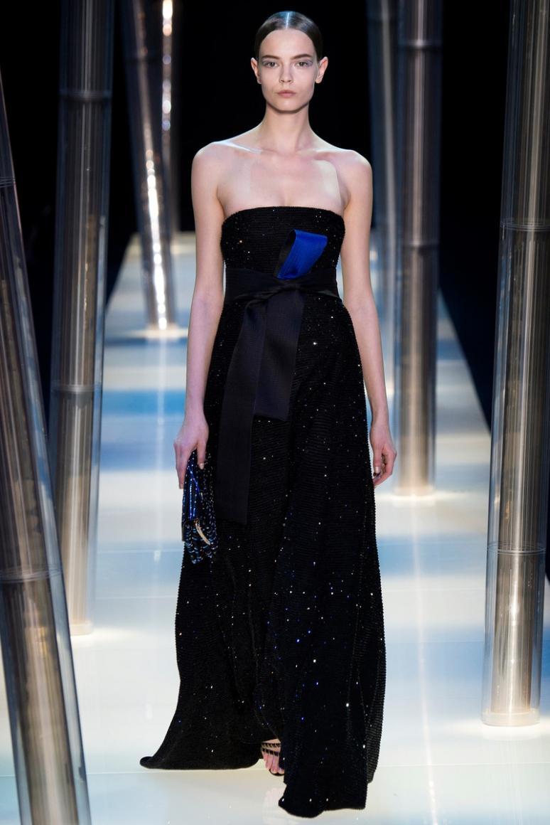 Armani Priv? Couture весна-лето 2015 #2