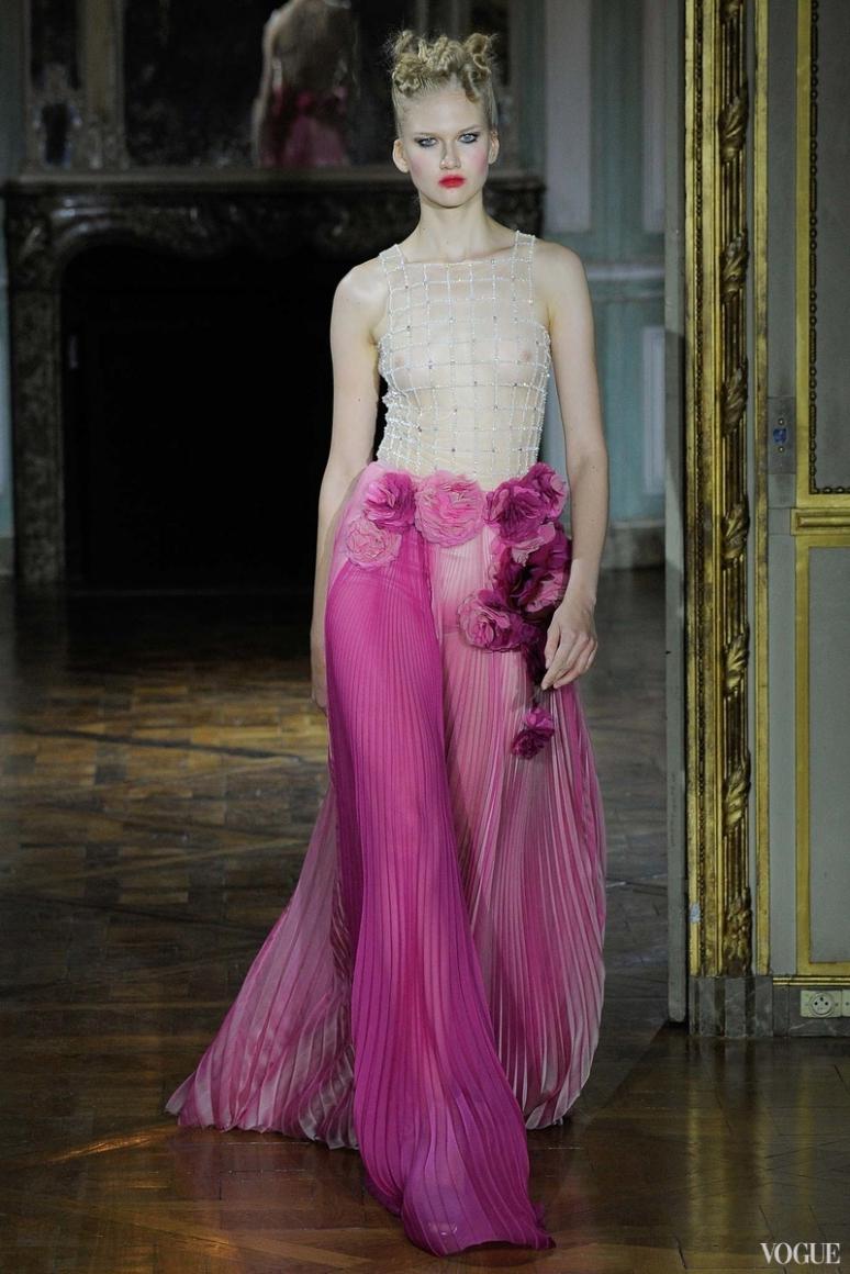 Ulyana Sergeenko Couture осень-зима 2015/2016 #3