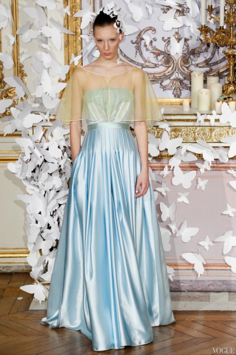 Alexis Mabille Couture весна-лето 2014 #11