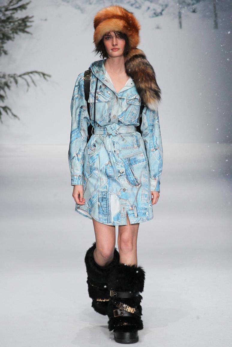 Moschino Menswear осень-зима 2015/2016 #49