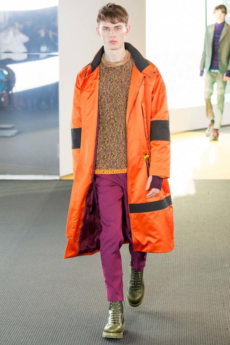 Kenzo Menswear осень-зима 2015/2016 #17
